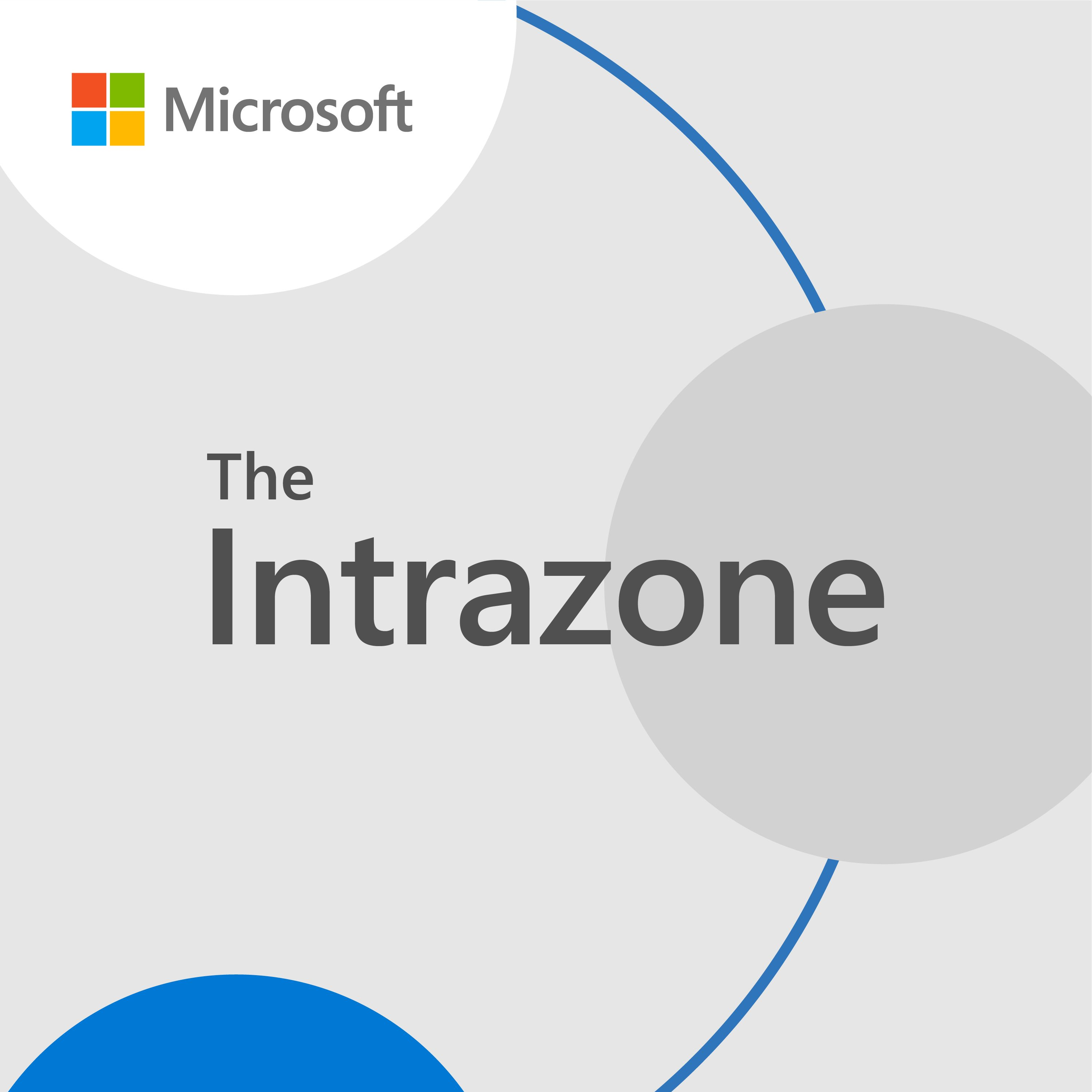 The Intrazone Gives Users an In-Depth Look at OneDrive